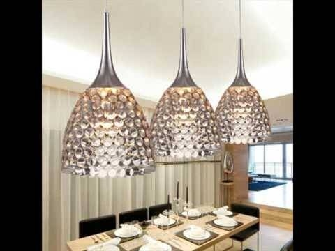 Modern Led Pendant Light | Modern Pendant Lights – Youtube With Most Recently Released Modern Pendant Lamps (#13 of 15)