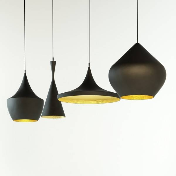 Modern Lighting: Tom Dixon Beat Light Look Great When Displayed Inside Best And Newest Tom Dixon Pendant Lamps (#14 of 15)