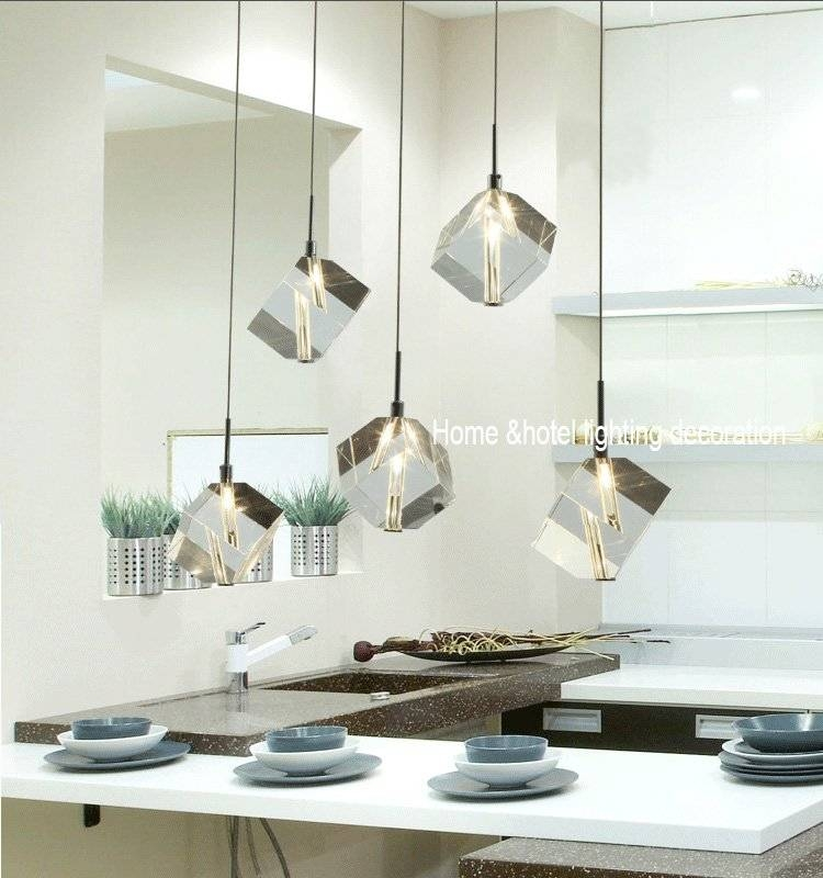 Modern Pendant Light Hanging — Home Ideas Collection : Modern With Regard To Most Up To Date Modern Hanging Pendant Lights (#13 of 15)