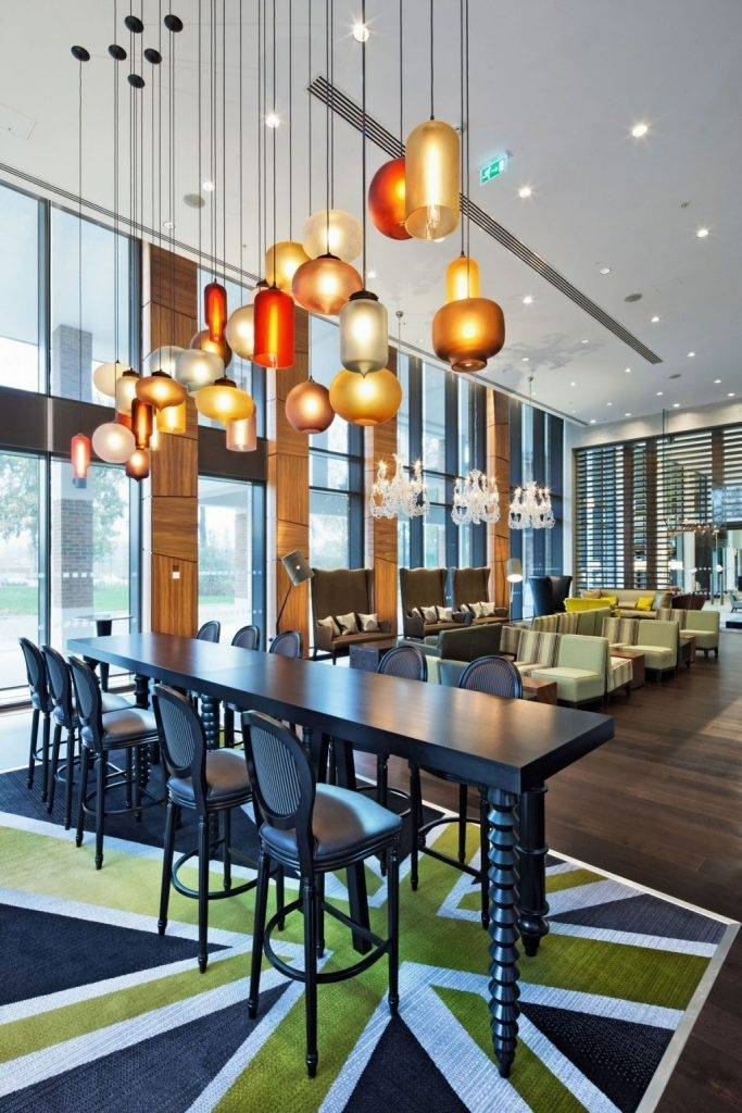 Modern Pendant Lighting For Dining Room | Home Interior Decorating With 2017 Modern Dining Room Pendant Lighting (#12 of 15)