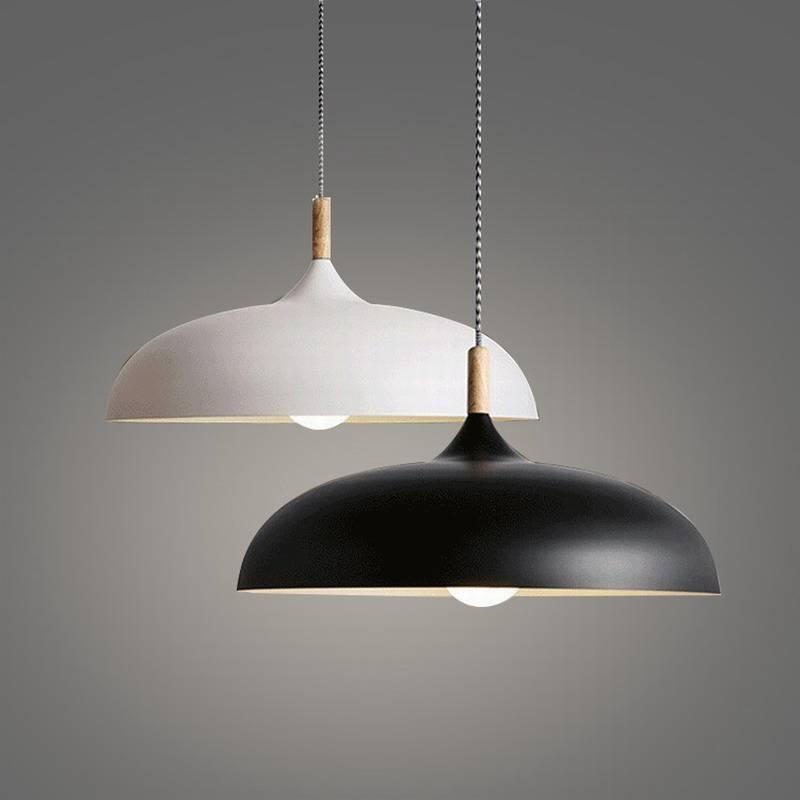 Modern Simple Designer Northern Lighting Acorn Pendant Lamps With Inside Current Acorn Pendant Lights (#13 of 15)