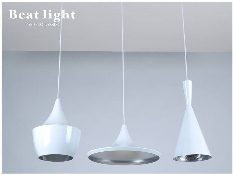 Modern White Pendant Light | Home Design In Most Recently Released Modern White Pendant Lighting (View 15 of 15)