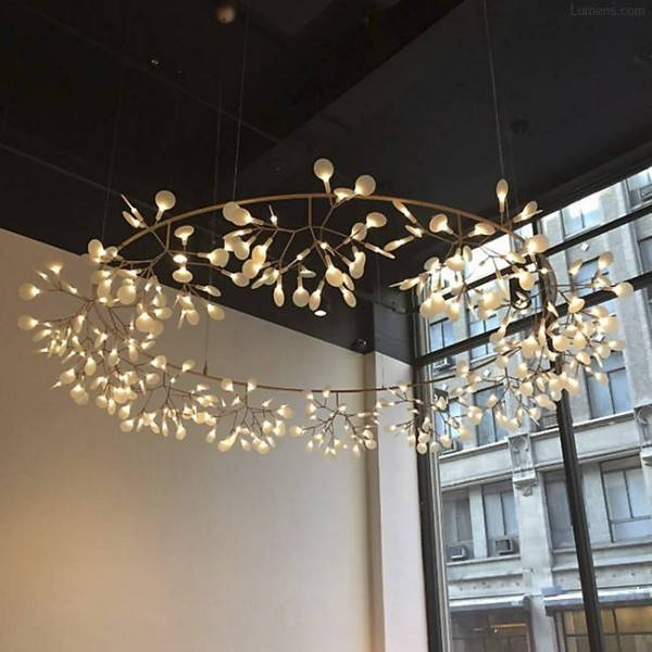 Moooi Heracleum The Big O Chandelier – Siljoy Lighting In Best And Newest Moooi Pendants (View 4 of 15)