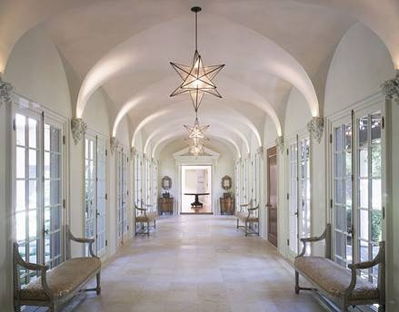 Moravian Star Pendant Lights | Through The Front Door Inside Best And Newest Star Pendant Lights (#11 of 15)