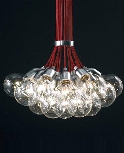 Multi Bulb Pendant Light With Lighting Ideas Cluster Large And 1 Regarding 2017 Modern Pendants (#10 of 15)