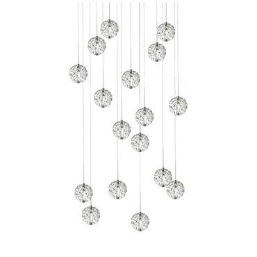 Multi Light Pendants, Multi Pendant Lighting | Lightology Inside 2018 Bubble Lights Pendants (View 4 of 15)