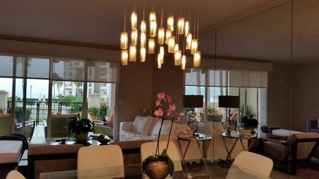 Multi Pendant Lighting Dining – Modern – Living Room – Miami – Pertaining To Most Popular Modern Pendant Lighting For Dining Room (View 7 of 15)
