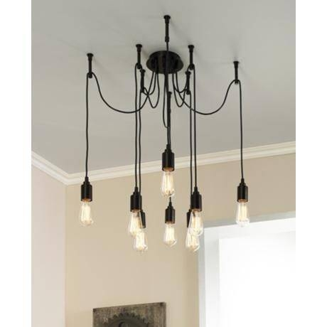 Multiple Pendant Lights – Hbwonong Pertaining To Most Up To Date Multi Bulb Pendant Lights (View 2 of 15)