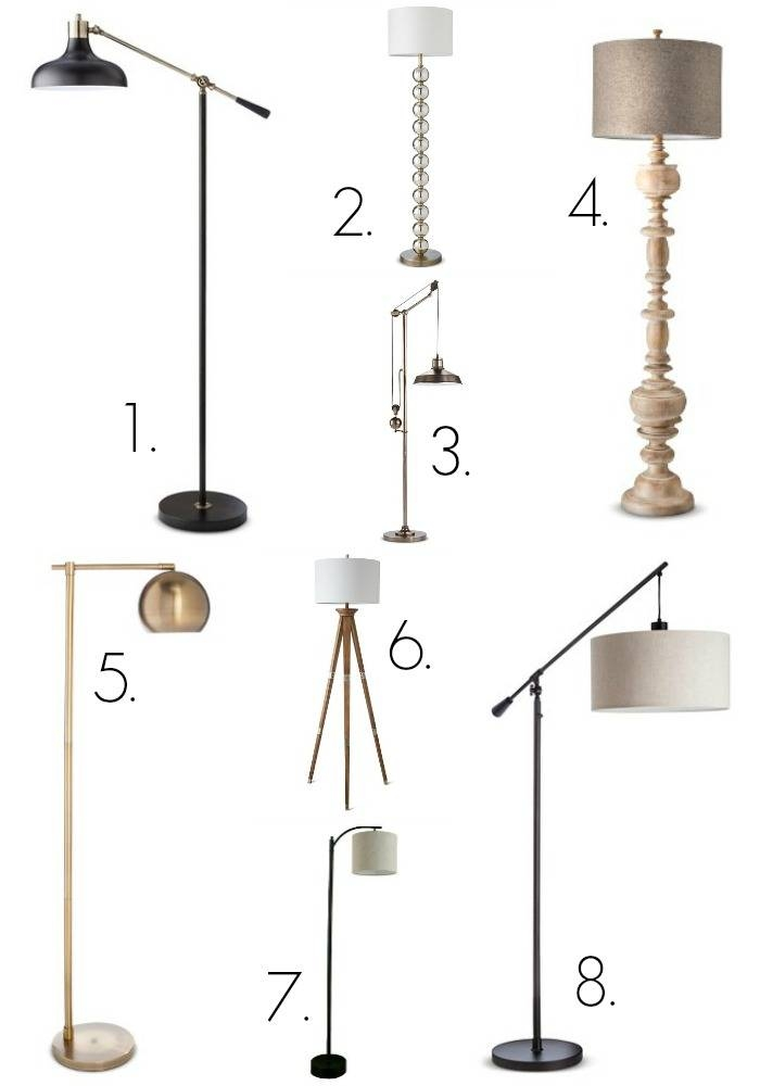 My Favorite Target Lighting From Thrifty Decor Chick With Regard To 2017 Pendant Floor Lamps (#12 of 15)