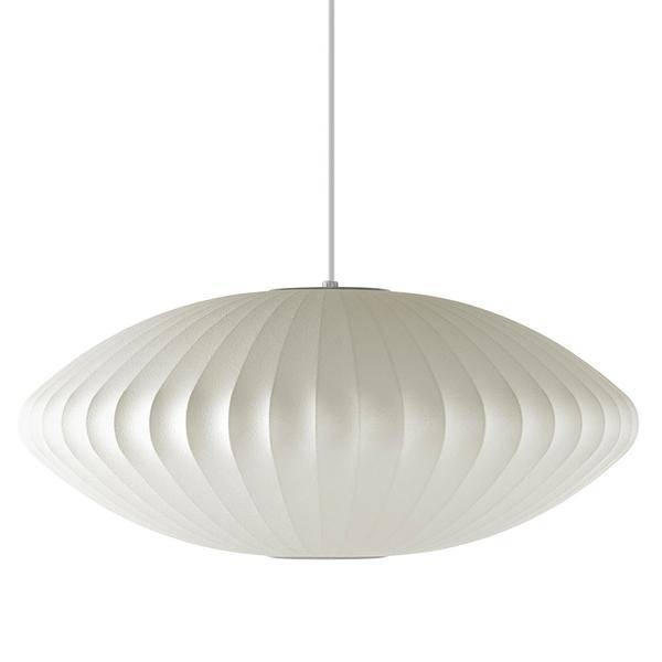 Nelson™ Saucer Bubble Pendantherman Miller | Lekker Home For Most Recent Nelson Saucer Pendants (#10 of 15)