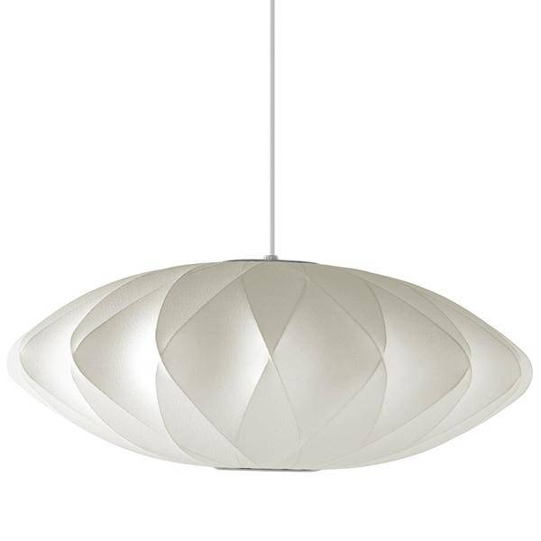 Nelson™ Saucer Crisscross Bubble Pendantherman Miller | Lekker In Current Nelson Saucer Pendant Lamps (View 14 of 15)