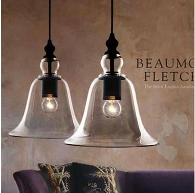 Popular Photo of Bell Pendant Lights