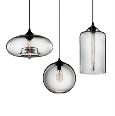 Niche Modern Glass Pendant Replica – Product – Contemporary With Regard To Most Recent Modern Glass Pendants (View 1 of 15)