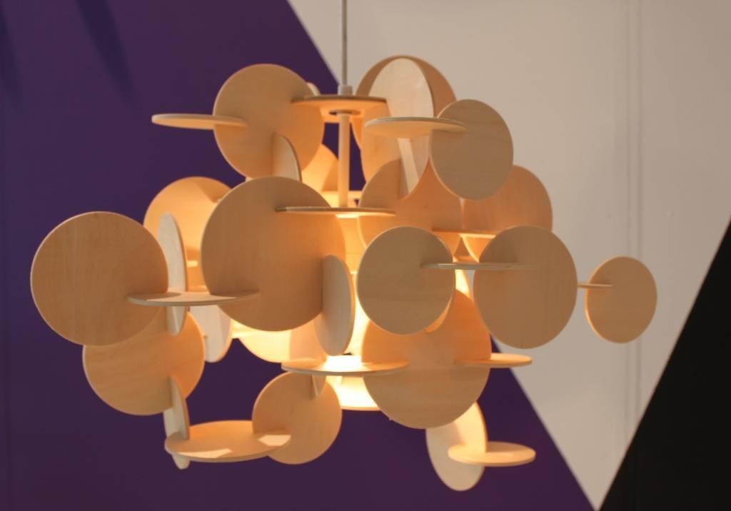 Normann Copenhagen Design Bau Pendant Nature – Nordic New Throughout Newest Bau Pendant Lights (#12 of 15)