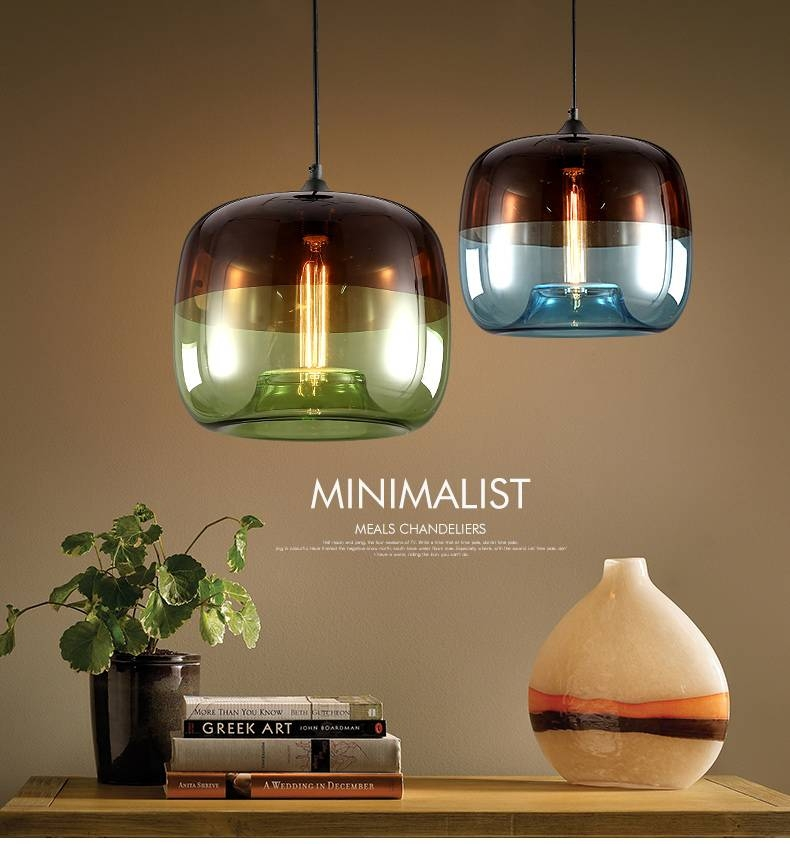 Online Get Cheap Apple Pendant Light Lamp Aliexpress Pertaining To Most Up To Date Apple Pendant Lights (View 11 of 15)