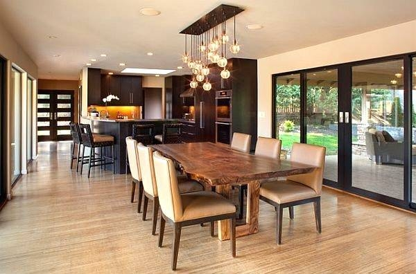 Over Dining Table Pendant Lights With Above And 7 Beautiful The On Regarding 2018 Pendant Lighting For Dining Table (View 6 of 15)