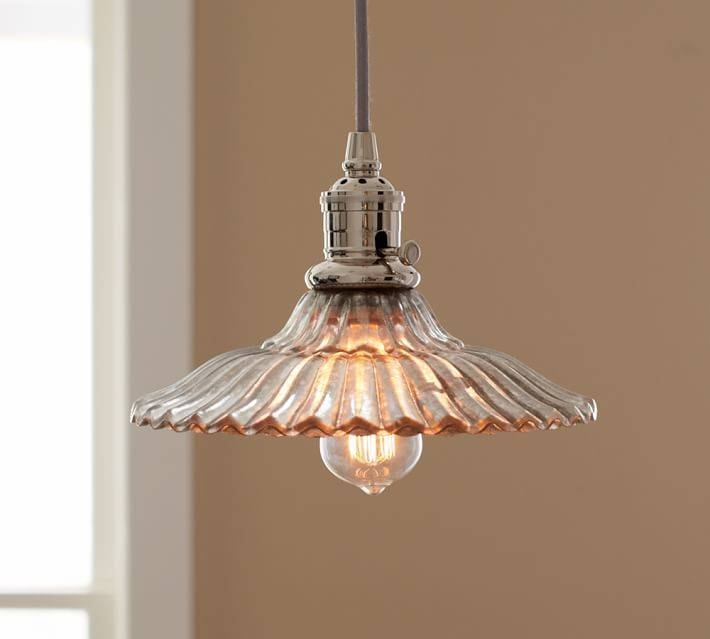 Pb Classic Whitney Pendant | Pottery Barn Pertaining To Newest Classic Pendant Lighting (#11 of 15)