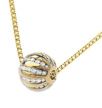 Pendant Ball – Jewelry Design Pro In Recent Gold Ball Pendants (#11 of 15)