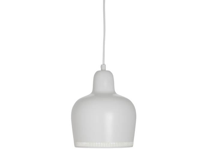 Pendant Lamp A330S Golden Bell – Hivemodern Pertaining To Best And Newest Alvar Aalto Pendants (View 11 of 15)