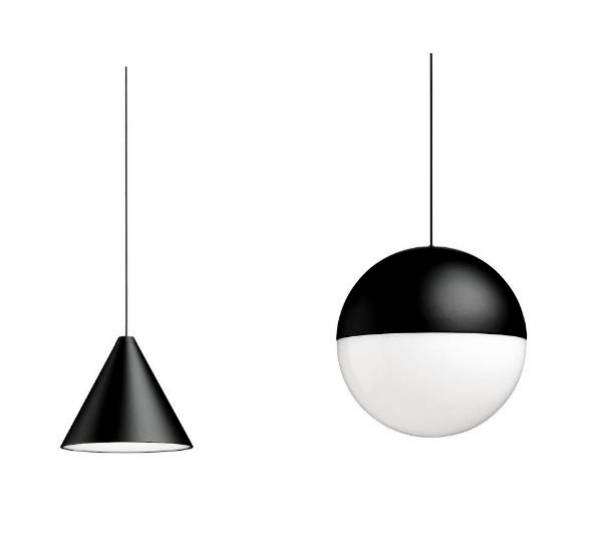 Pendant Lamps Design With Innovative Led Light Source Of Flos With Most Recent Flos Pendant Lighting (View 10 of 15)