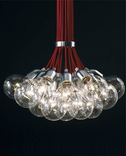 Pendant Lighting Ideas Cluster Large Multi Bulb Pendant Light Intended For Most Up To Date Multi Bulb Pendant Lights (View 11 of 15)