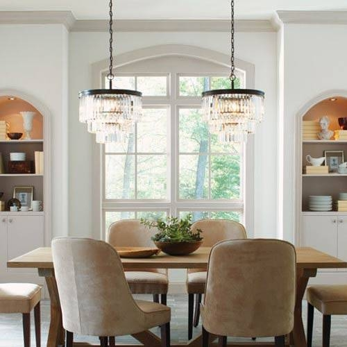 15 photo of modern pendant lighting for kitchen for Modern kitchen table lighting