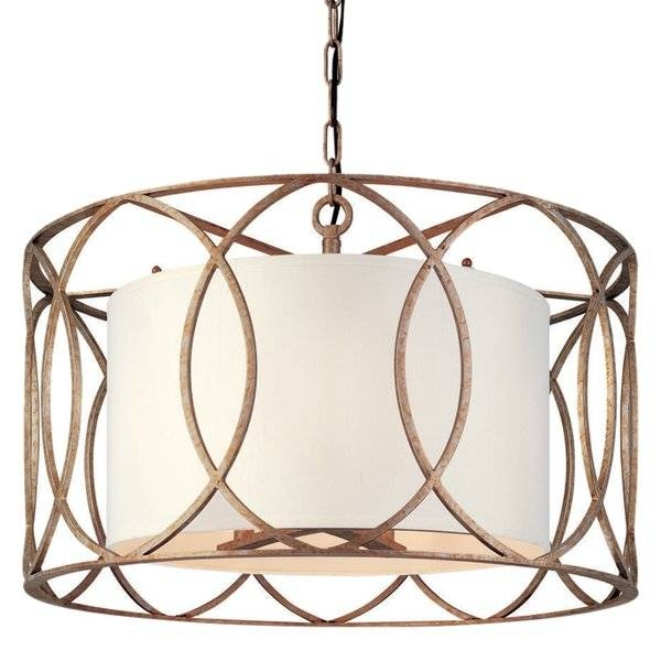 Pendant Lighting You'll Love | Wayfair Regarding Recent 30 Inch Pendant Lights (View 13 of 15)