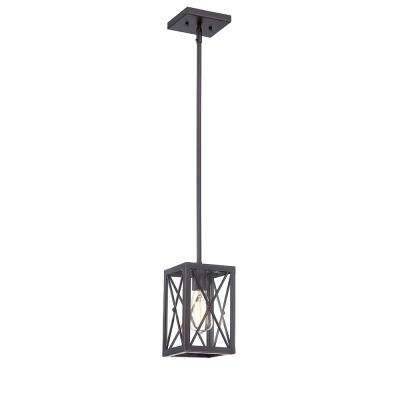 Pendant Lights – Hanging Lights – The Home Depot For Recent Ceiling Pendant Lights (#13 of 15)