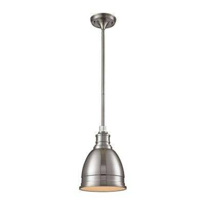 Pendant Lights – Hanging Lights – The Home Depot Regarding Most Recent Ceiling Pendant Lights (#14 of 15)