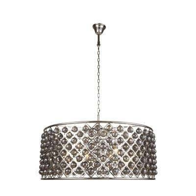 Pendant Lights – Hanging Lights – The Home Depot Throughout Latest Ceiling Pendant Lights (#15 of 15)
