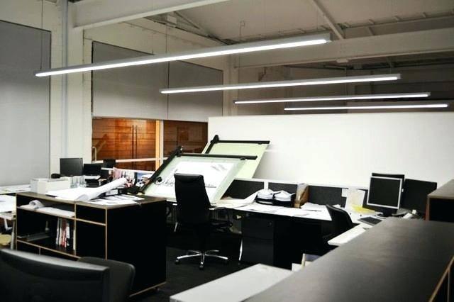 Popular Photo of Pendant Office Lighting