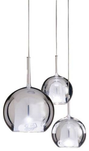 Penta Light Large Glo Pendant Light – Modern – Pendant Lighting Pertaining To Current Modern Pendant Lighting (#14 of 15)