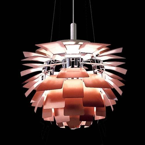 Ph Artichoke® Copper Pendant   Louis Poulsen With Regard To Most Recent Louis Poulsen Artichoke Pendants (#14 of 15)