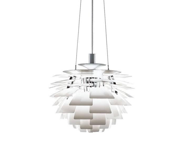 Ph Artichoke Pendant Lamp – Hivemodern Within Most Popular Louis Poulsen Artichoke Pendants (#12 of 15)