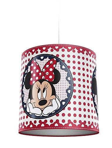 Philips Disney Minnie Mouse Children's Ceiling Pendant Lightshade For Newest Minnie Mouse Pendant Lights (#8 of 15)