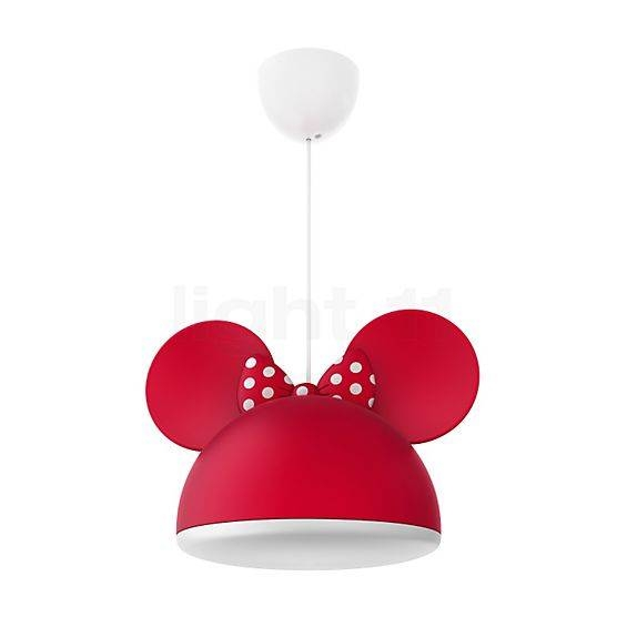 Popular Photo of Minnie Mouse Pendant Lights