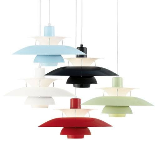 Poul Henningsen Ph50 Coconut White Pendant Light | Stardust In Most Up To Date Scandinavian Pendant Lights (#11 of 15)