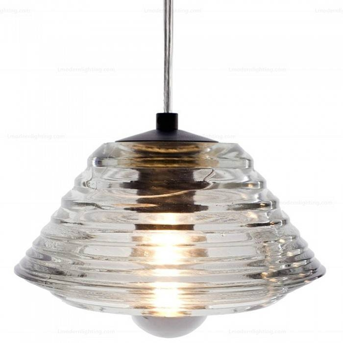Pressed Glass Bowl Pendant Light Throughout Current Glass Bowl Pendant Lights (#13 of 15)
