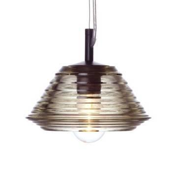 Pressed Glass Pendant Light – Bowltom Dixon At Lighting55 For Newest Glass Bowl Pendant Lights (#14 of 15)