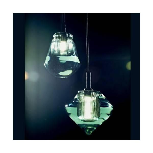 Pressed Glass Pendant – Top – Moooni Modern Lighting In 2017 Tom Dixon Glass Pendants (#12 of 15)
