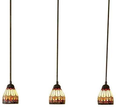 Inspiration about Quoizel Tf1541Vb West End Traditional Tiffany Mini Pendant Light Intended For Most Recently Released Tiffany Pendant Lights (#4 of 15)