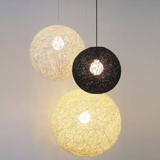 Inspiration about Randi Ball Pendant Light In Multi Colors And Sizes – Pendant Within Best And Newest Ball Pendant Lights (#11 of 15)