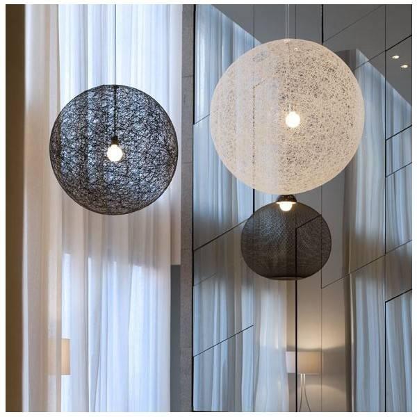 Random Pendant Light – White – Siljoy Lighting With Regard To Most Current Moooi Random Pendants (View 3 of 15)