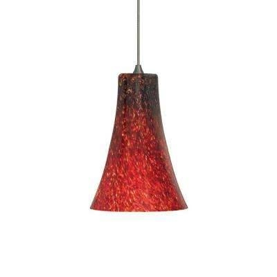 Inspiration about Red – Pendant Lights – Hanging Lights – The Home Depot Pertaining To Most Popular Red Pendant Lights (#6 of 15)