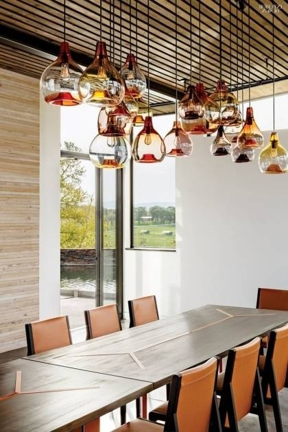 Inspiration about Remarkable 305 Best Light Images On Pinterest Lighting Design Throughout Paxton Hand Blown Glass 8 Light Pendants (#15 of 15)