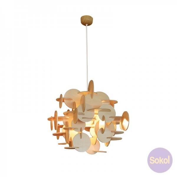 Replica Bau Pendant Light – Natural | Pendant Lights | Sokol For Best And Newest Bau Pendant Lights (#14 of 15)
