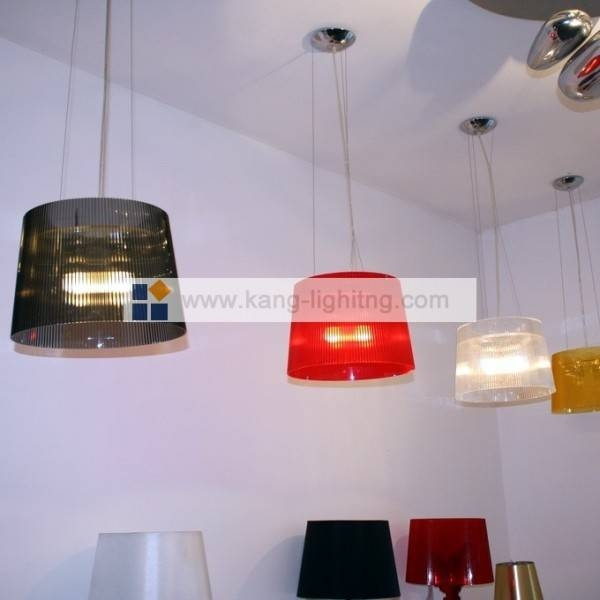 Inspiration about Replica Knock Off Kartell Ge Pendant Light Pertaining To Latest Kartell Pendant Lights (#11 of 15)
