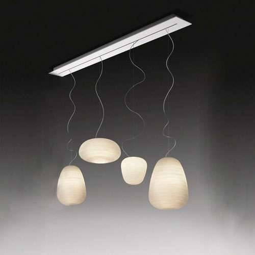 Rituals Linear Multipoint Pendantfoscarini | Ylighting For 2018 Foscarini Pendants (#14 of 15)