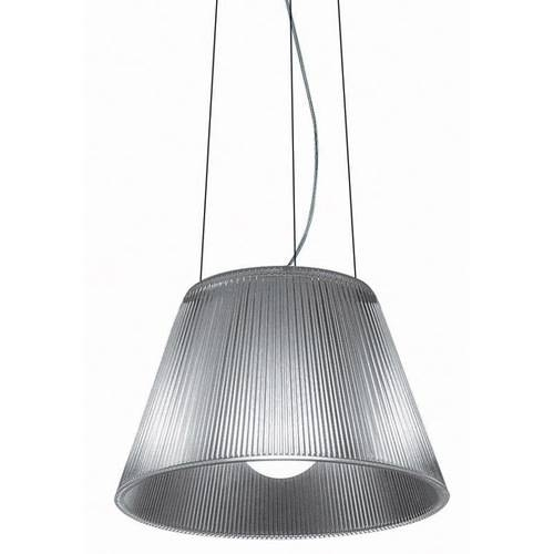 Inspiration about Romeo Moon S, S1, S2 Modern Fluted Glass Pendant Lightphilippe With Most Popular Flos Pendant Lighting (#14 of 15)