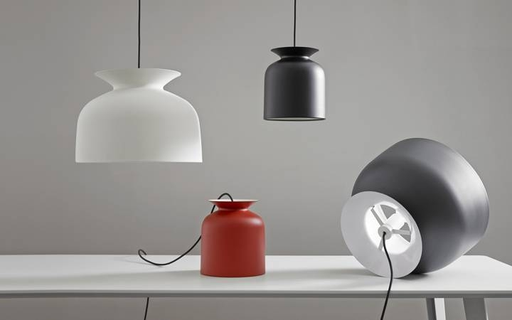 Ronde Pendant Lampoliver Schnick For Gubi » Retail Design Blog With Regard To Most Recently Released Gubi Pendant Lights (#15 of 15)